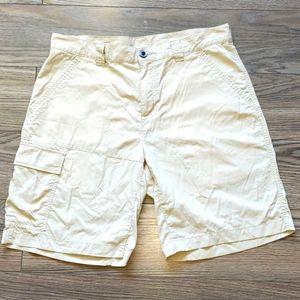 Columbia Omni-Shade Sun Protection Shorts Size 34